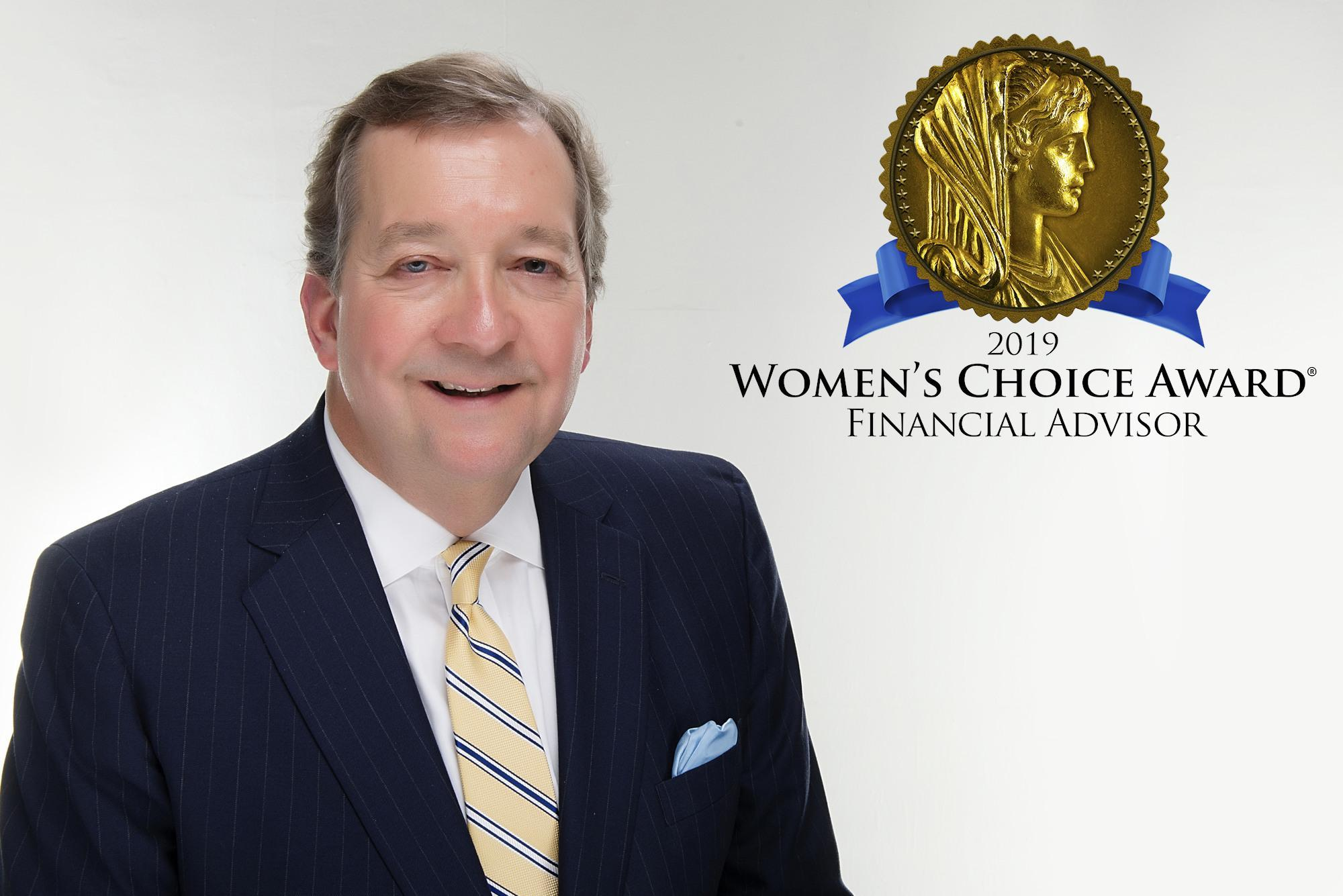 Michael L. Stone receives the Women's Choice Award®